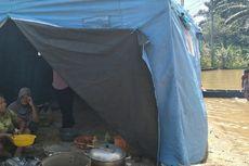 Banjir Terjang Indragiri Hulu, 400 Rumah Warga Terendam, 200 KK Mengungsi
