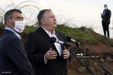 Menlu AS Gelar Kunjungan Kontroversial ke Tepi Barat, Kemarahan Pun Terjadi