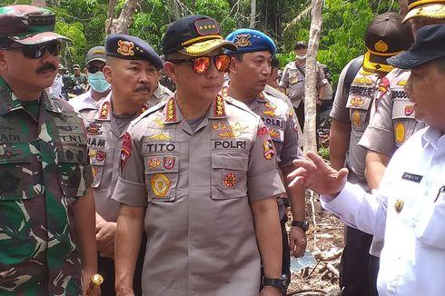 Kapolri Perintahkan Polda Riau Tindak Tegas Pelaku Karhutla