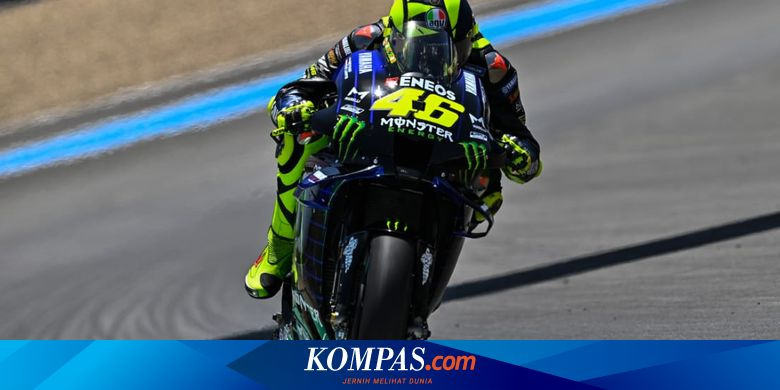 Bos Yamaha Ungkap 3 Hal yang Bikin Valentino Rossi