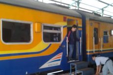Lebaran, 5 Rangkaian Kereta Api Khusus Disiapkan di Jalur Madiun