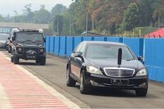 Daftar Kendaraan Milik Jokowi, dari Yamaha Vega sampai Mercedes-Benz