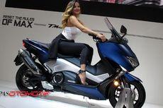 Yamaha Buka Lagi Impor TMAX
