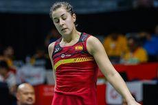 Lupakan Cedera, Carolina Marin Siap Berjuang di China Open 2019