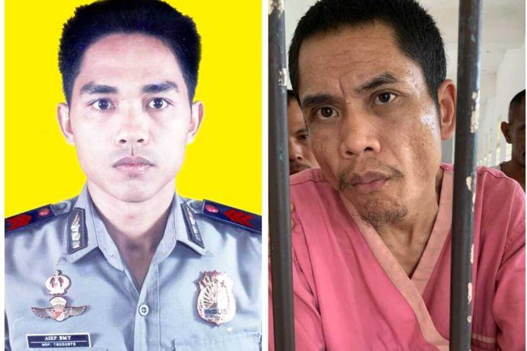 Diduga Anggota Polisi Yang Hilang Saat Tsunami Di RSJ Telah Dites DNA