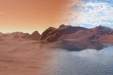 Pernah Ada di Masa Lalu, ke Mana Perginya Air di Mars?