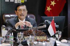 Paparkan UU Cipta Kerja, Luhut Ajak Investor Jerman Investasi di Indonesia