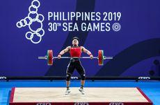 Olimpiade Tokyo, Harapan Angkat Besi pada Lifter Rahmat Erwin Abdullah