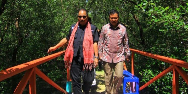 Bupati Kepulauan Selayar Muh. Basli Ali, berharap kedatangan Menteri Pariwisata bisa menjadi angin segar bagi pengembangan pariwisata, khususnya pada rencana pengusulan kabupaten tersebut sebagai KEK pariwisata di wilayah Indonesia bagian timur.
