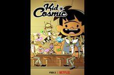 Sinopsis Kid Cosmic, Petualangan Remaja Bermimpi Jadi Superhero, Segera di Netflix