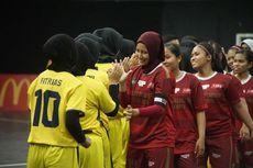 Tim Putri UNY Pertahankan Gelar Juara