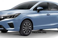 Honda Bicara Soal Kemungkinan Jazz Pakai Desain City Hatchback