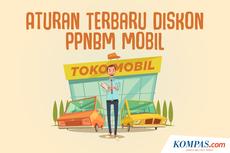INFOGRAFIK: Aturan Terbaru Diskon PPnBM Mobil