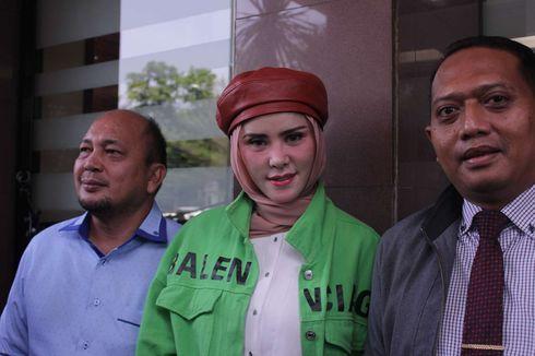 Vicky Prasetyo Jadi Tersangka, Angel Lelga: Satu Tahun Saya Menunggu Keadilan