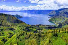 Indonesia's Toba Caldera Recognized as UNESCO Global Geopark