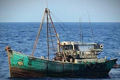 KKP Rampungkan Penyidikan 2 Kapal Ilegal Fishing di Selat Malaka