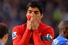 """""""Suarez Tak Berencana Tinggalkan Liverpool"""""""