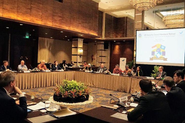 Indonesia dan Vietnam Bahas Penguatan Kawasan dengan DK PBB