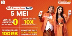 Jangan Lewatkan Puncak Shopee Big Ramadhan Sale