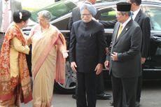 Presiden SBY Terima Kunjungan PM India