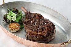 Bersantai Sambil Menikmati Steak Wagyu