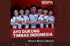 Ayo Dukung Timnas Indonesia di Kejuaraan IESF Esport World Championship 2020