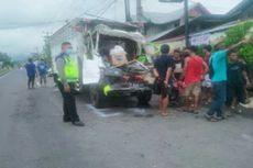Kronologi 2 Truk Terlibat Kecelakaan di Jalan Trans Sulawesi yang Mengakibatkan 3 Orang Tewas