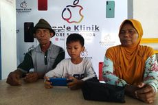 Kakek di Samarinda Beli Ponsel untuk Cucu, Bayar dengan Sekarung Uang Receh