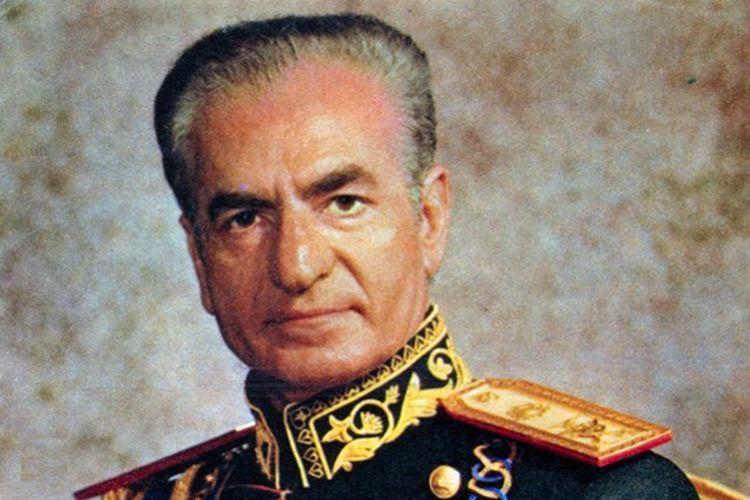 Mohammad Reza Shah Pahlavi, raja terakhir Iran. [Via Wikimedia Commons]