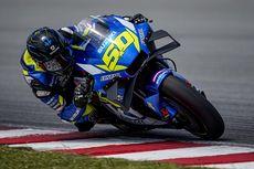 Pebalap Suzuki Ungkap Manfaat Pebalap MotoGP Turunkan Kaki