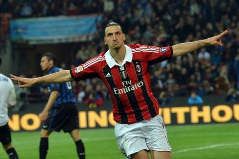 Dampak Positif yang Bisa Dirasakan AC Milan Usai Ibrahimovic Datang