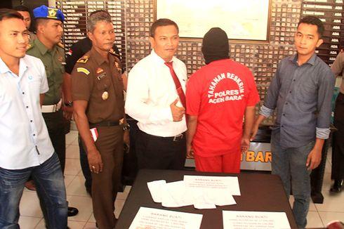 Pungli terhadap Bidan dan Dokter, Pejabat Dinkes Aceh Barat Ditangkap
