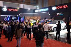 Toyota Pesimistis Target Penjualan Mobil Tahun Ini Bisa Tercapai