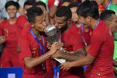 Ucapan Selamat dari Egy dan Saddil untuk Timnas U-22 Indonesia