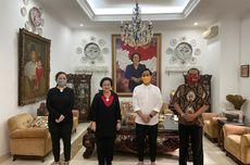 Gibran Bertemu Megawati, Bahas Persiapan Pilkada Solo