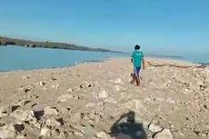 Masih Calon Pulau, KKP Cek Lebih Lanjut Kemunculan Pulau Baru Usai Badai Seroja