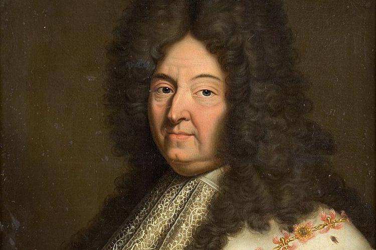 Raja Louis XIV, pemimpin terlama dari Perancis. [Via Wikimedia Commons]