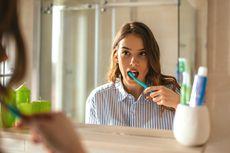 Mengapa Setelah Sikat Gigi Tak Perlu Kumur dengan Air