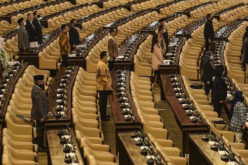 Daftar 37 RUU Prolegnas Prioritas 2020, Salah Satunya RUU Haluan Ideologi Pancasila
