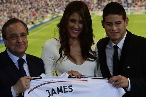 Madrid Harus Beri James Rodriguez Kebebasan