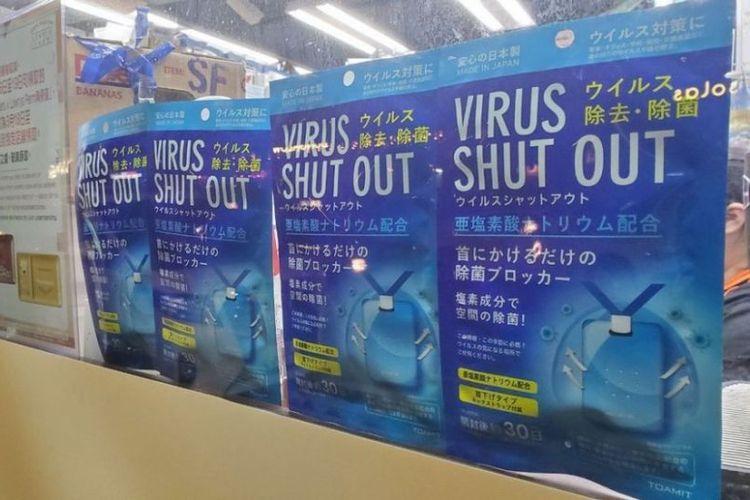 Kalung Virus Shut Out