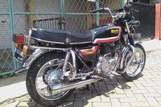 Harga Kawasaki Binter Merzy saat Ini