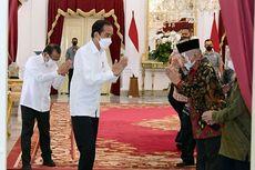 Bantahan Jokowi soal Jabatan Tiga Periode dan Peringatan kepada Amien Rais
