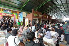Kata Dinkes Yogyakarta soal Vaksinasi Massal di XT Square Timbulkan Kerumunan