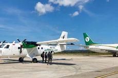 Evakuasi Korban Pesawat Rimbun Air Dilakukan Lewat Darat, Kapolres: Semoga Tidak Ada Gangguan dari KKB