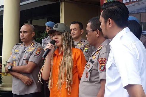 Lucinta Luna Imbau Masyarakat Tidak Gunakan Narkoba dan Berterima Kasih kepada Polisi