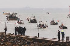 Pasca-Brexit, Inggris dan Perancis Ribut Soal Hak Penangkapan Ikan