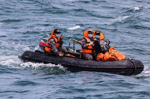 Baterai dan Casing CVR Kotak Hitam Sriwijaya Air SJ 182 Ditemukan