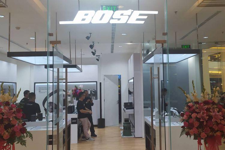 Toko Baru Bose Dibuka di Mal Pacific Place, Bisa Coba Ruangan Home Theater