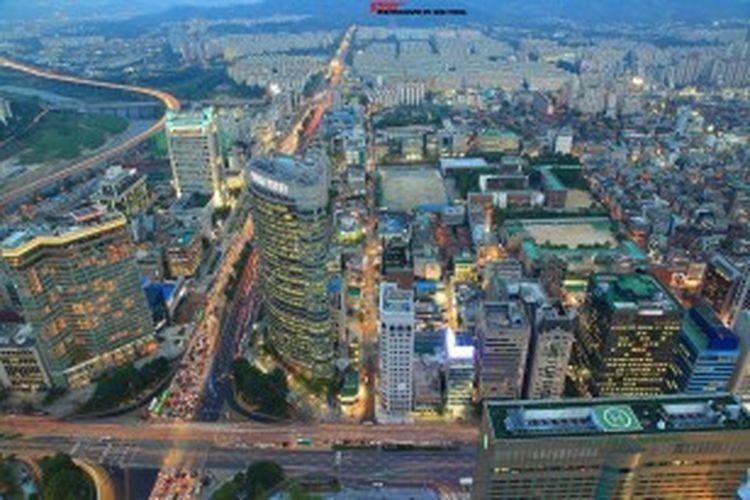 Korea Selatan tampil sebagai salah satu raksasa properti Asia. Nilai investasinya mencapai hampir Rp 50 triliun yang tersebar di seluruh dunia.